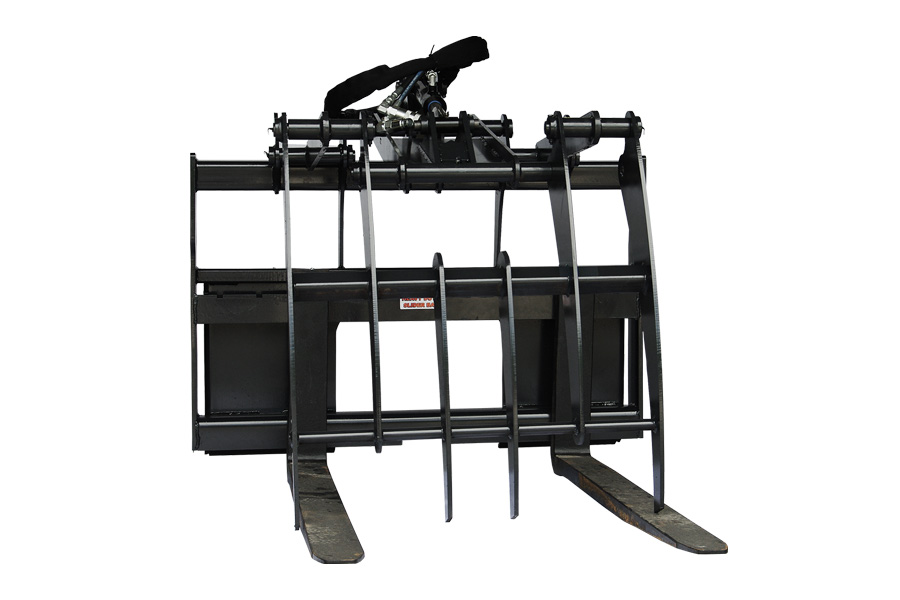 pallet fork grapple